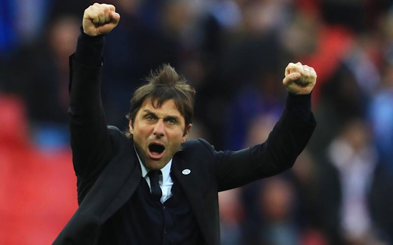 Antonio Conte is a man on a mission - Getty Images Europe