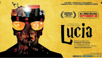 2. Lucia (Kannada): Lucia is an Indian Kannada language romantic sci-fi film written and directed by Pawan Kumar. It follows the story of a man who is tricked into buying a drug called Lucia, which fulfils all his desires in his dreams, thus merging dreams and reality. The screenplay is beautifully done and leaves you wondering whether anything around you is real.