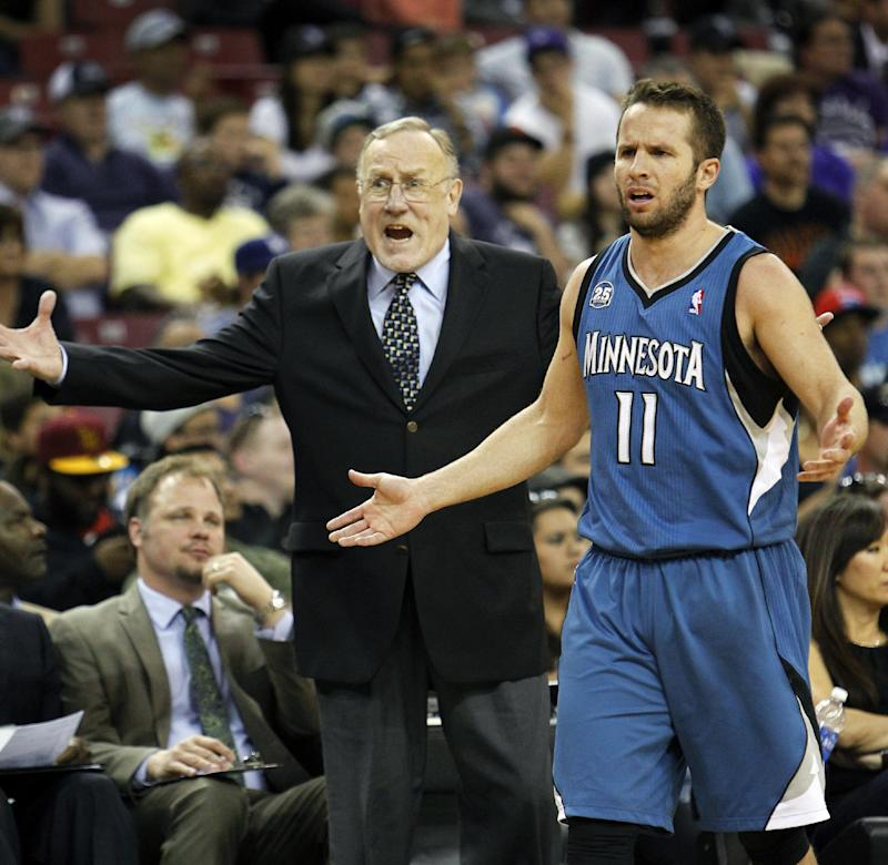 A season of frustration for Adelman, Timberwolves