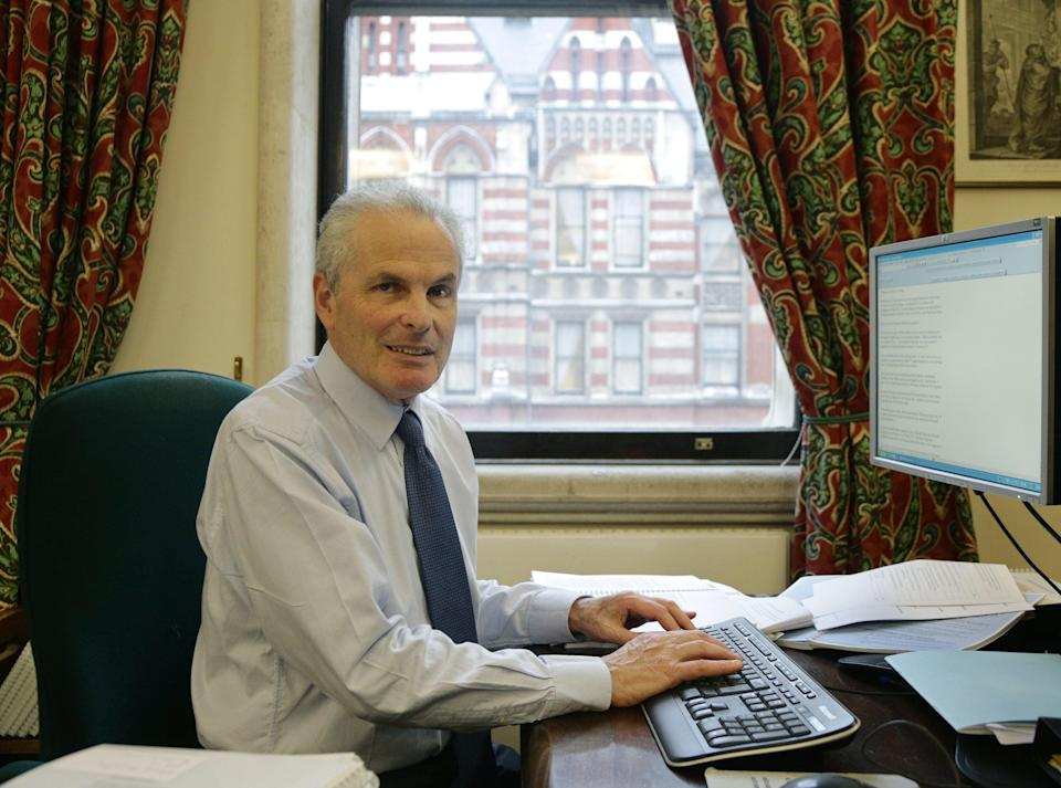 Lord Dyson – Bashir report (PA Wire)