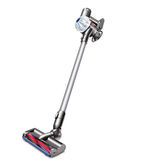 The Dyson V6 is popular online, but for a limited time more expensive than the V7. Photo: Supplied