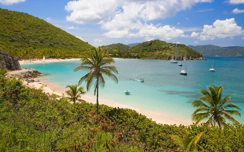 british virgin islands - Getty