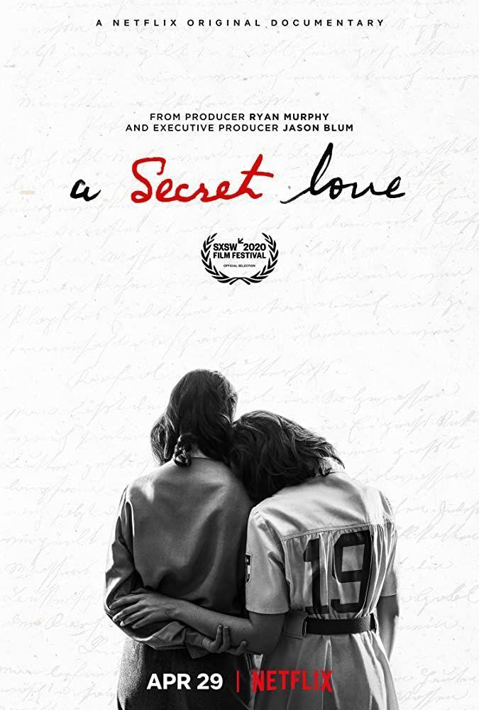<p>This documentary follows the secret love story between two women, Terry Donahue and Pat Henschel. For nearly 70 years, societal homophobia led to them hiding their romance from their families. The film is an important look at the frustrating realities of being gay decades ago, but also Terry and Pat's heartwarming and resilient relationship helps to show that love really does win. </p>