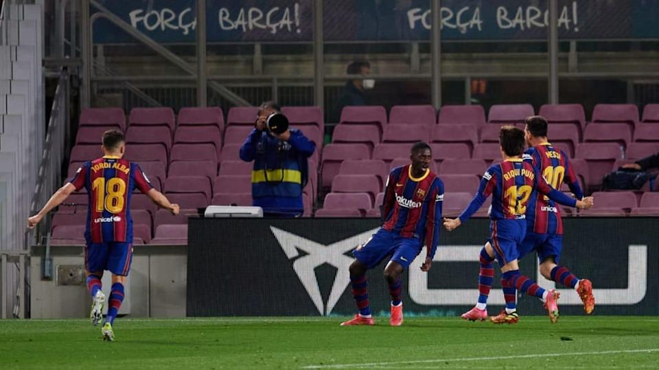 FC Barcelona v Real Valladolid CF - La Liga Santander | Alex Caparros/Getty Images