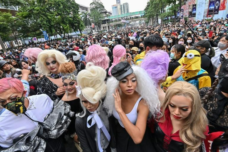 Thailand's vibrant LGBTQ community has helped the kingdom foster a reputation of tolerance, but discrimination remains rife for transgender people
