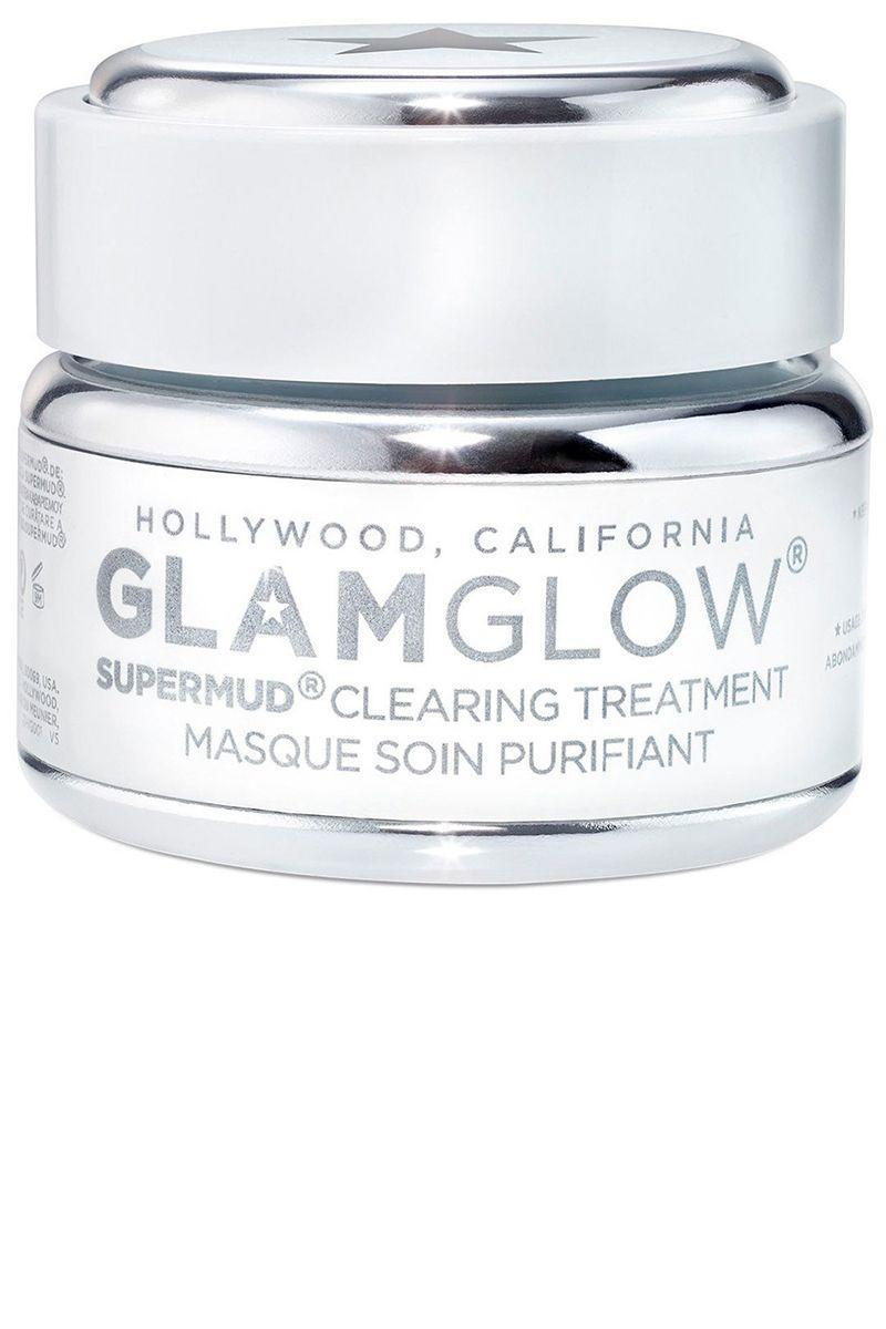 """<p>A combination of activated charcoal, clay, and exfoliating acids makes this mask a pore-clearing wonder. </p><p><strong>Glamglow</strong> Supermud Clearing Treatment, $69, nordstrom.com. </p><p><a class=""""link rapid-noclick-resp"""" href=""""https://go.redirectingat.com?id=74968X1596630&url=http%3A%2F%2Fshop.nordstrom.com%2Fs%2Fglamglow-supermud-clearing-treatment%2F4230270&sref=https%3A%2F%2Fwww.harpersbazaar.com%2Fbeauty%2Fskin-care%2Fg11653081%2Fbest-acne-products%2F"""" rel=""""nofollow noopener"""" target=""""_blank"""" data-ylk=""""slk:SHOP"""">SHOP</a><br></p>"""