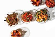 """Turn any vegetable into a flavorful, spicy pickle with this simple kimchi technique. <a href=""""https://www.epicurious.com/recipes/food/views/vegetable-kimchi?mbid=synd_yahoo_rss"""" rel=""""nofollow noopener"""" target=""""_blank"""" data-ylk=""""slk:See recipe."""" class=""""link rapid-noclick-resp"""">See recipe.</a>"""