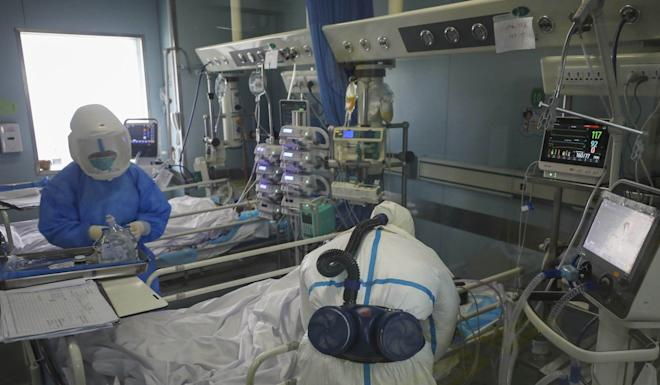 The team also plans to take with them some medicines and emergency equipment, such as ventilators, that are in short supply in Wuhan. Photo: Handout