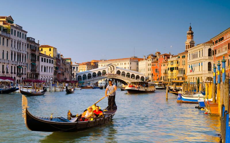 Venice's dwindling population means that many churches struggle to attract enough Catholic faithful. - Getty Images