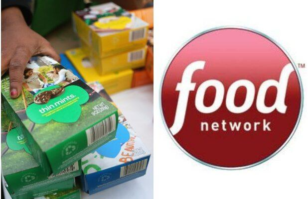 Food Network Cooks Up Girl Scout Cookies Baking Competition Show
