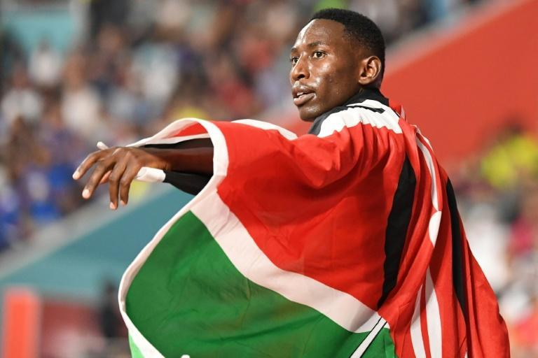 Reigning world and Olympic steeplechase champion Conseslus Kipruto failed to gain a place for Tokyo