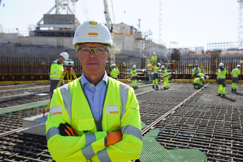 Building Britain's Biggest Nuclear Power Station. (BBC/Windfall Films/Mat Stimpson)