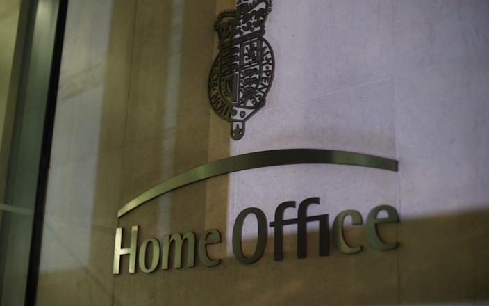 Home Office in Westminster, London