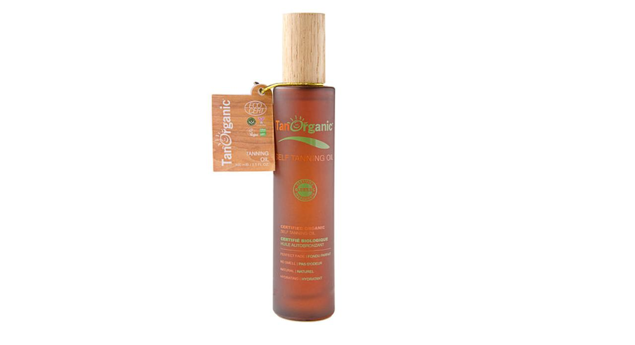 <p>TanOrganic is the only eco-certified self-tanning brand in the world. Cruelty free, it uses natural and organic ingredients within it's products. No biscuit smell either. </p>