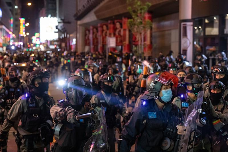 Hong Kong Activists See Virus Fueling More Support for Movement