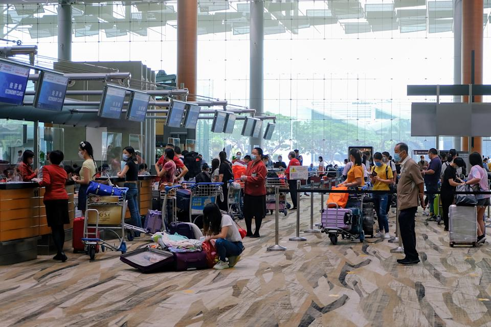 Singapore is keen to work with Australia, New Zealand and Japan on quarantine-free travel, Singapore Transport Minister S. Iswaran said. (PHOTO: Getty Commercial)