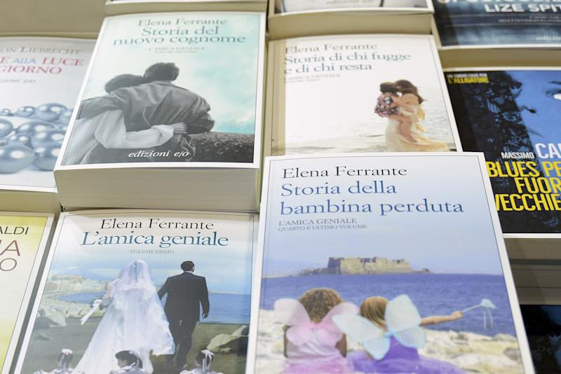 An Excerpt from Elena Ferrante's New Novel Just Dropped on Twitter