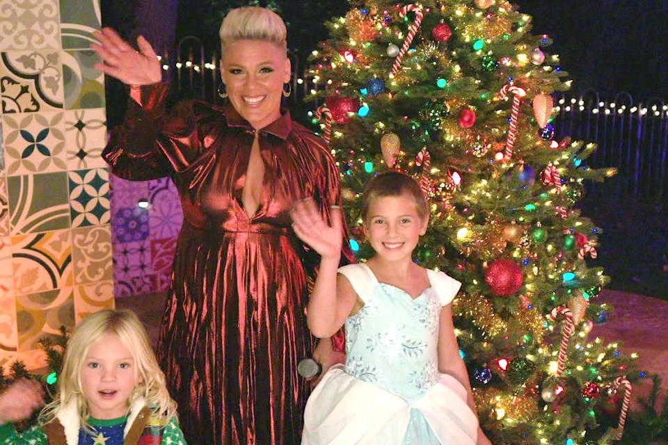 """<p>In December 2019, Pink revealed that she would be <a href=""""https://people.com/parents/cmas-2019-pink-brings-husband-carey-hart-kids/"""" rel=""""nofollow noopener"""" target=""""_blank"""" data-ylk=""""slk:taking a break from music"""" class=""""link rapid-noclick-resp"""">taking a break from music</a> to spend time with her family, but by February 2021, she had released a <a href=""""https://people.com/parents/pink-duet-daughter-willow-cover-me-in-sunshine-music-video-release/"""" rel=""""nofollow noopener"""" target=""""_blank"""" data-ylk=""""slk:duet with her daughter"""" class=""""link rapid-noclick-resp"""">duet with her daughter</a>, Willow, called """"Cover Me in Sunshine,"""" and announced the release of a live <a href=""""https://people.com/music/pink-trailer-documentary-all-i-know-so-far-amazon-prime-video/"""" rel=""""nofollow noopener"""" target=""""_blank"""" data-ylk=""""slk:album and documentary"""" class=""""link rapid-noclick-resp"""">album and documentary</a>, both titled <em>All I Know So Far, </em>in May 2021. </p>"""