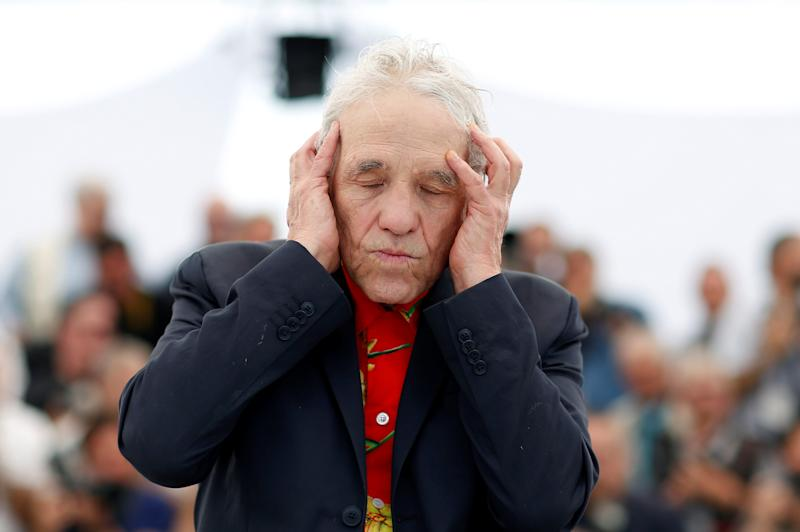 "72nd Cannes Film Festival - Photocall for the film ""Tommaso"" presented as part of special screenings - Cannes, France, May 20, 2019. Director Abel Ferrara. REUTERS/Stephane Mahe TPX IMAGES OF THE DAY"