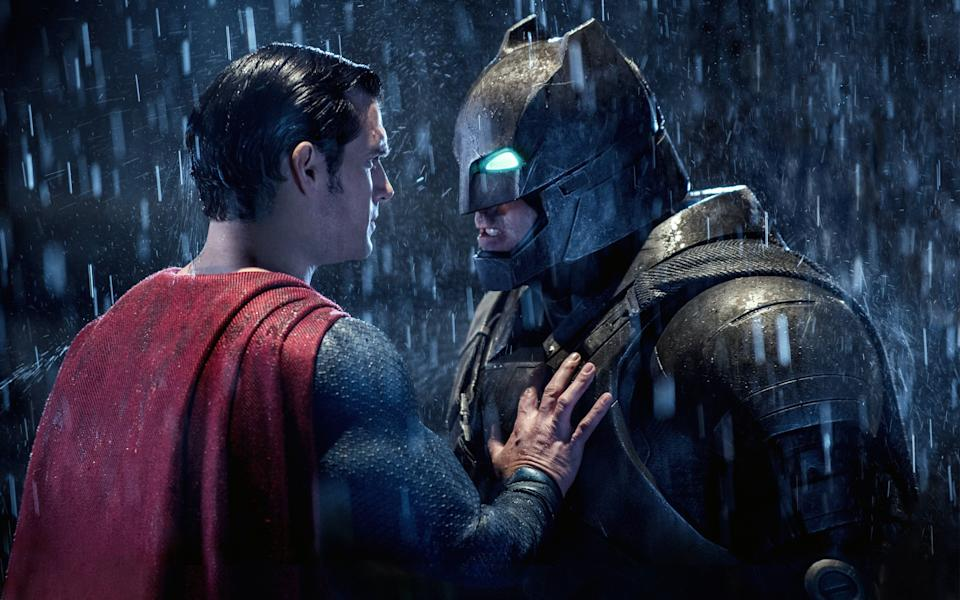 Two of the most famous superheroes in comic book history clashed on the big screen in 'Batman v Superman: Dawn of Justice'.