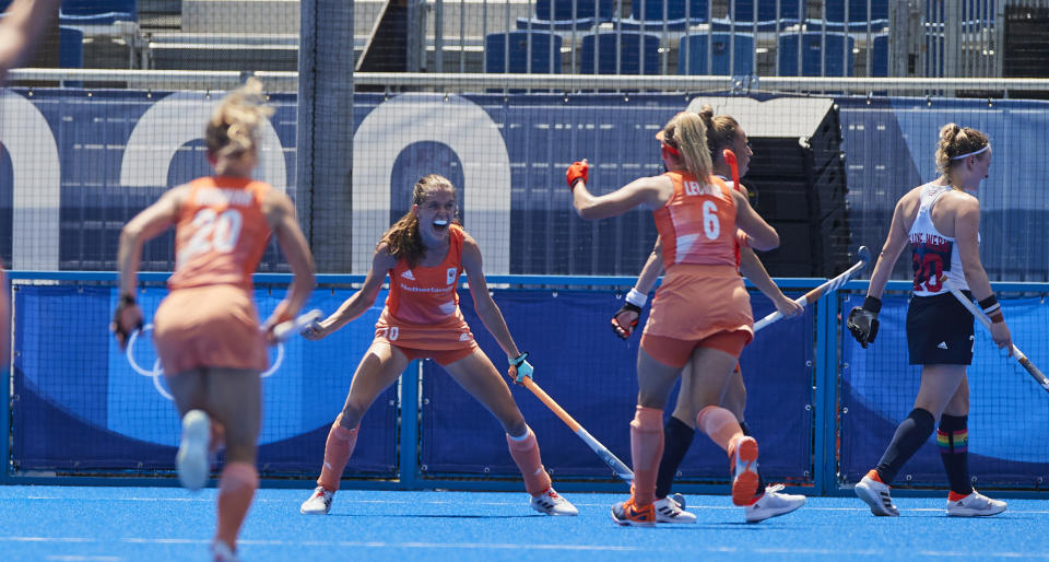 In a repeat of the 2016 Olympic final they lost on penalties, the Dutch were too good for defending champopns Great Britain in the women's hockey semi-final at Tokyo 2020
