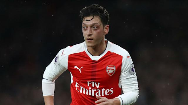 The constant criticism of Arsenal's players and manager may be getting to Mesut Ozil, who has railed against attacks on his performances.