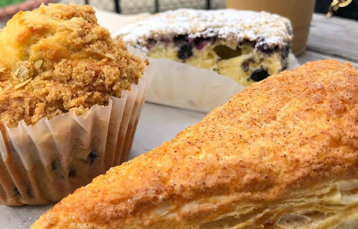 Shay Jackson knows breakfast looks different for everyone, and Northern Lights Bakery and Coffee in Corolla offers something for everyone.