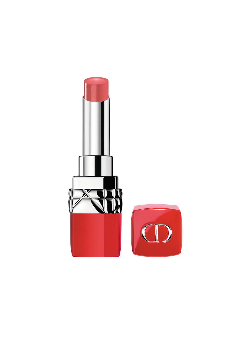 "<p>Pegged as the label's first lipstick that ""wears like an ink while being ultra-comfortable"", thisnew lipstick from Dior is long-lasting and comes in fierce colours. Plus, it's super hydrating and boasts 12-hours of wear. Worth investing in. </p>"