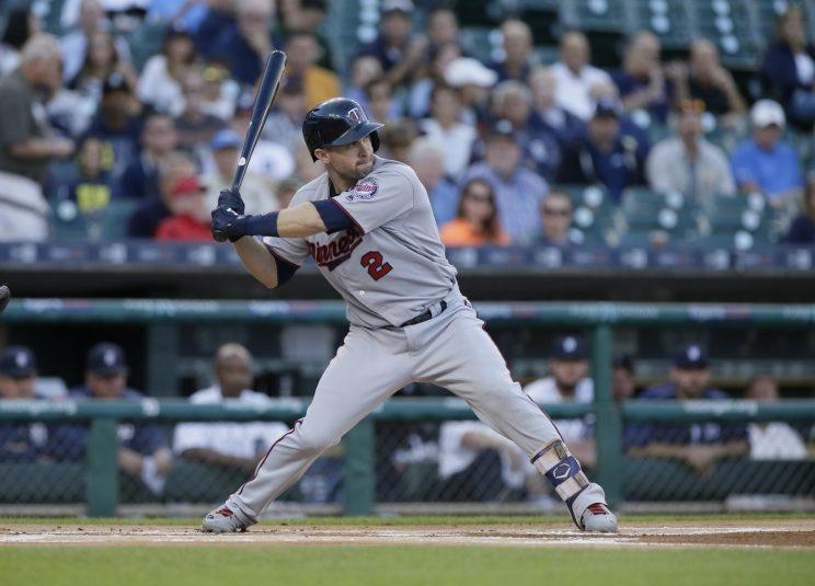 The Twins should entertain offers for Brian Dozier. (Getty Images/Duane Burleson)