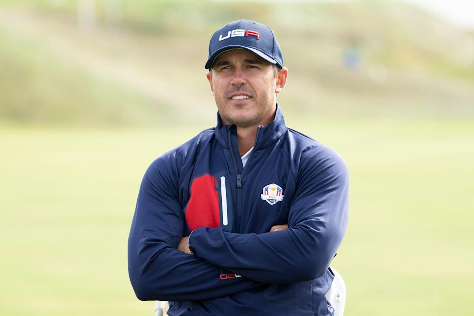 Team USA player Brooks Koepka has played on the last two Ryder Cup teams and is 4-3-1 in eight matches.