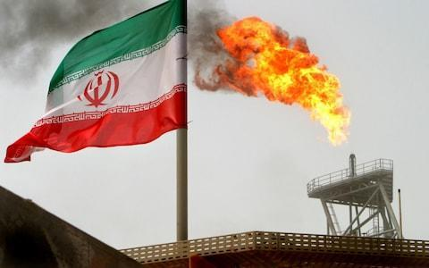 <span>The US has urged its allies to stop Iran oil imports from November </span> <span>Credit: Reuters </span>