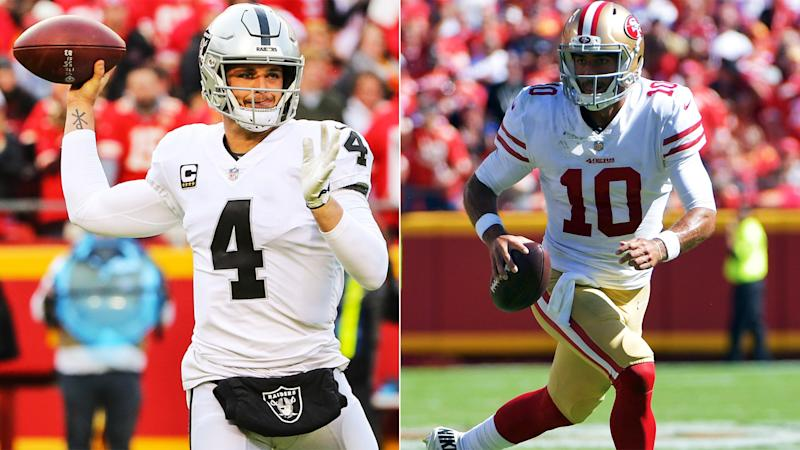 NFL schedule 2019: 49ers, Raiders' game dates to be released Wednesday