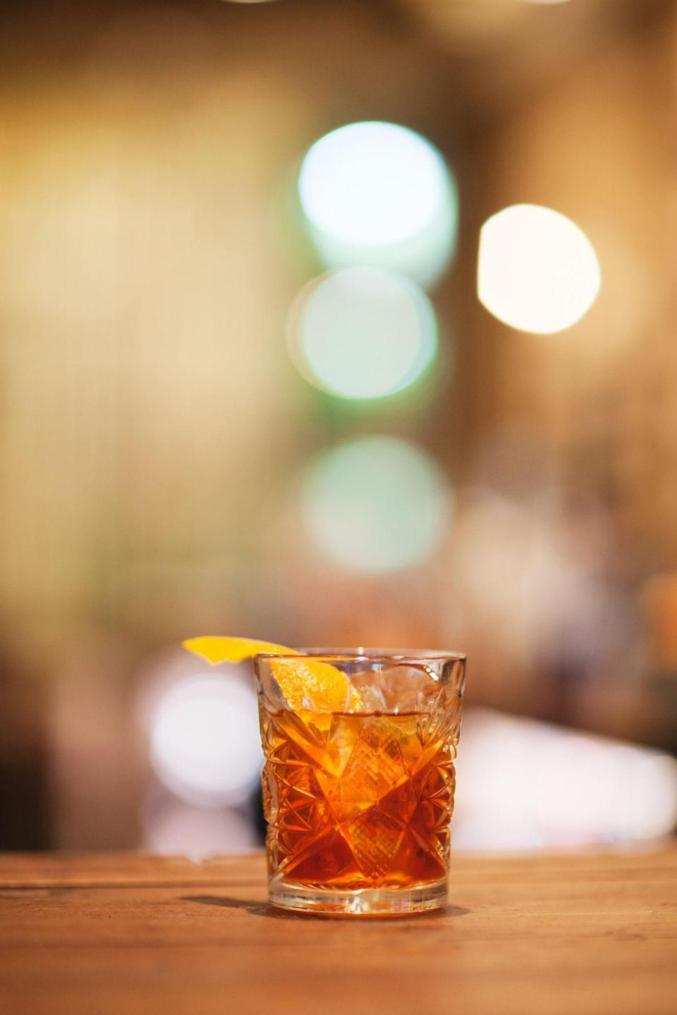 "<p>Once the dusty bottle forgotten at the back of the cabinet, rye whiskey is <a href=""https://www.townandcountrymag.com/leisure/drinks/a26953419/rye-whiskey-history-recipes/"" rel=""nofollow noopener"" target=""_blank"" data-ylk=""slk:enjoying a resurgence"" class=""link rapid-noclick-resp"">enjoying a resurgence</a> nowadays. <a href=""https://www.townandcountrymag.com/leisure/drinks/g34110355/best-rye-whiskey-brands/"" rel=""nofollow noopener"" target=""_blank"" data-ylk=""slk:Made from rye grain"" class=""link rapid-noclick-resp"">Made from rye grain</a> in a similar style to bourbon, rye brings a spiciness that's one part pepper, one part baking spices, and 100% perfect for cool weather cocktails. From <a href=""https://www.townandcountrymag.com/leisure/drinks/g13092298/popular-bar-drinks-to-order/"" rel=""nofollow noopener"" target=""_blank"" data-ylk=""slk:classics"" class=""link rapid-noclick-resp"">classics</a> like the Manhattan or sazerac to more modern riffs, there are plenty of ways to enjoy this mixing-friendly spirit. Need some inspiration? Here are our favorite ways to shake things up with rye. </p>"