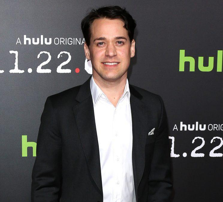 T.R. Knight rescued a dog during his road trip.