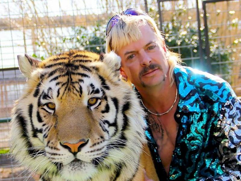 Joe Exotic, one of the stars of Netflix's new docuseries 'Tiger King': Netflix