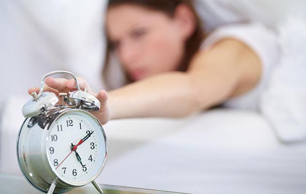 Think you can function on not enough sleep? Think again. Photo: Getty images