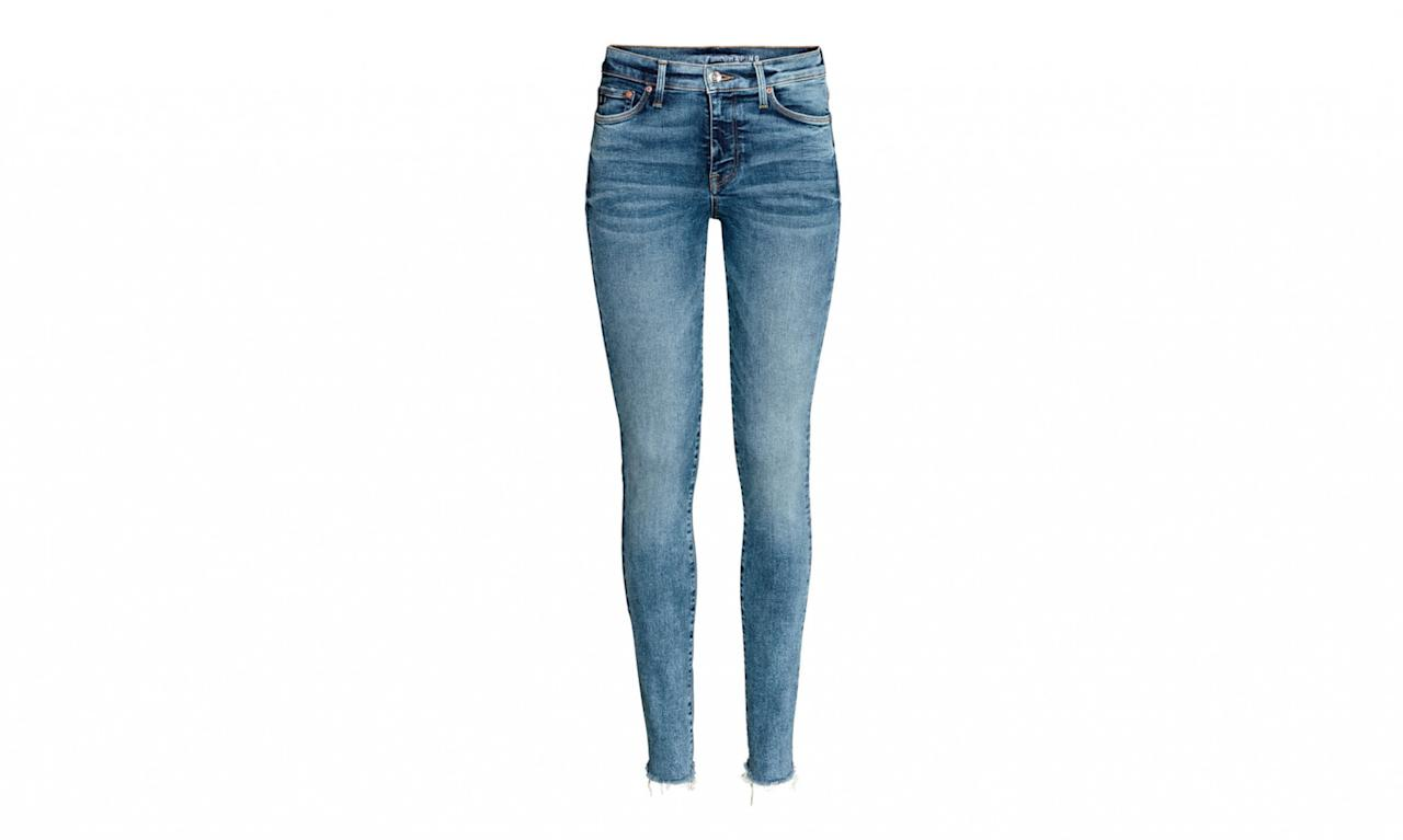 """Shaping skinny regular jeans, $50,<a rel=""""nofollow"""" href=""""http://www.hm.com/us/product/47463?article=47463-T&cm_vc=SEARCH""""> hm.com</a>"""