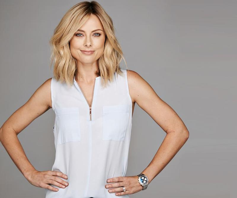 Allison Langdon could be the Today Show's newest host. Photo: Channel Nine