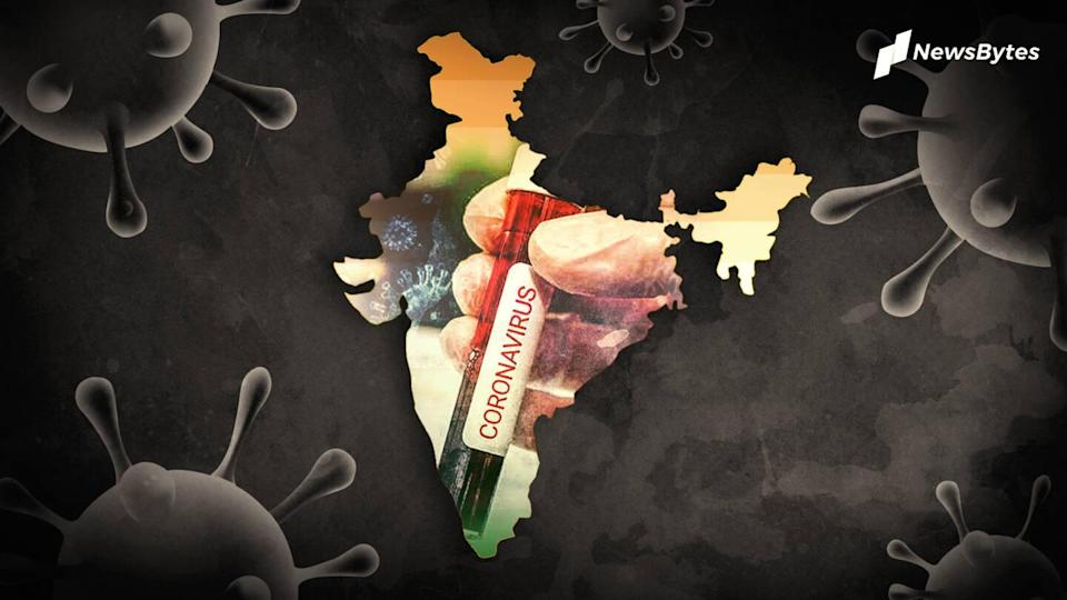 Coronavirus: India reports highest single-day spike in 3 months
