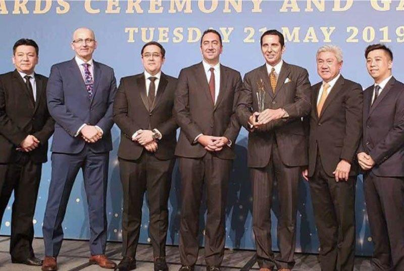 Solaire awarded Best Regional Asian Integrated Resort
