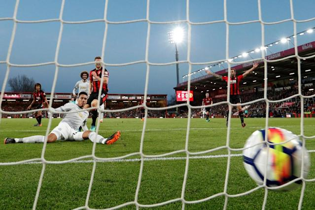 Bournemouth 0 Manchester United 2: Romelu Lukaku downs Cherries as Paul Pogba impresses