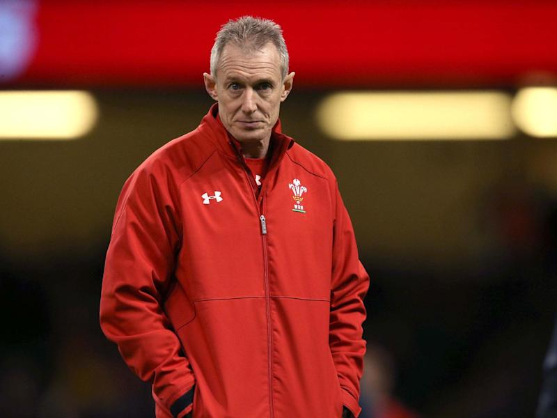 Rob Howley has issued an apology after being banned from rugby union: PA