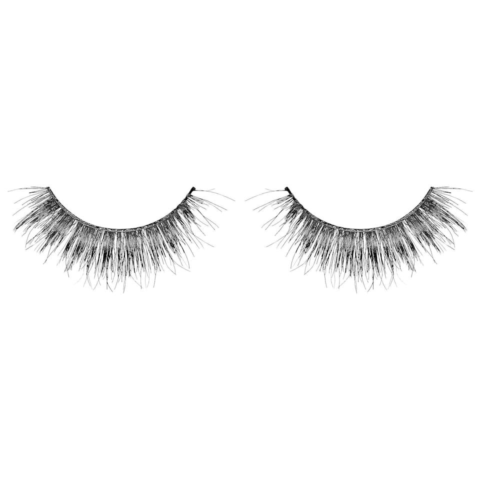 """<p>These top-rated, synthetic-fiber <span>Huda Beauty Olivia Classic False Lashes</span> ($19) offers extra oomph in the volume department, and were created in collaboration with <a href=""""https://www.popsugar.com/beauty/Olivia-Culpo-Bob-Haircut-46480719"""" class=""""link rapid-noclick-resp"""" rel=""""nofollow noopener"""" target=""""_blank"""" data-ylk=""""slk:Olivia Culpo"""">Olivia Culpo</a>.</p>"""