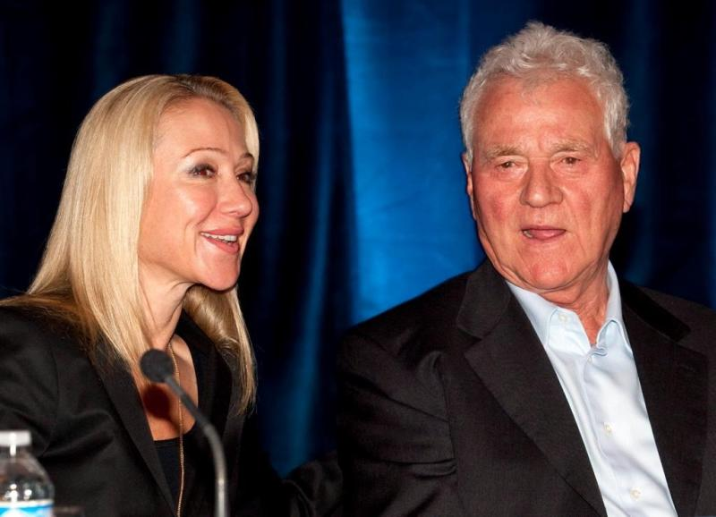 Stronach family settles feud that divided founder Frank and daughter Belinda