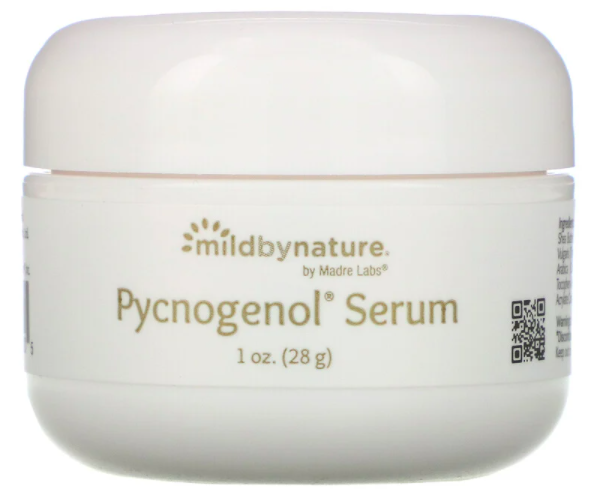 Mild By Nature, Pycnogenol Serum (Cream), Soothing and Anti-Aging, (28 g), SG$14.08. PHOTO: iHerb