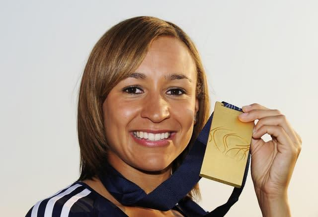 Ennis-Hill claimed her first global gold in Berlin in 2009 (John Giles/PA)
