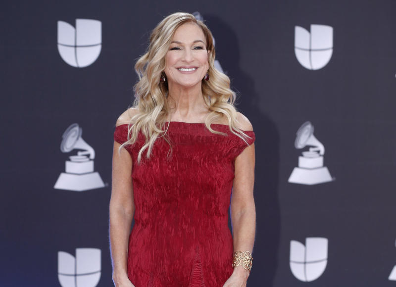 Deborah Dugan defends Grammys claims on 'Good Morning America'