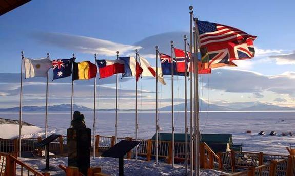 Antarctica and the Big Bang: Science at the World's Bottom