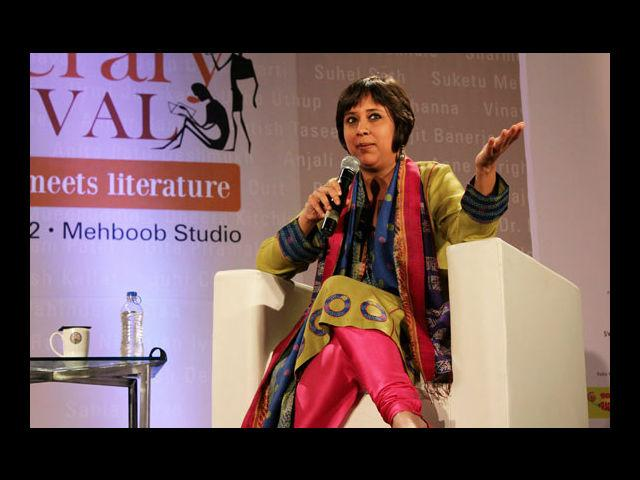<h4>5. Barkha Dutt</h4> <p><strong>Age: 41</strong></p> <p>Barkha Dutt's journalistic achievements are quite well known to everyone and rightly so. While her reportage of the Kargil war brought her a lot of criticism it surely took superhuman courage on her part to be in the middle of a war. The fact that most aspiring journalists look up to her as a role model speaks multitudes about her success.</p>