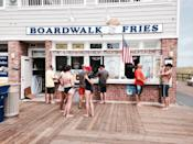 <p>Delaware is under a stay-at-home order through the end of May. Ice cream shops and trucks were allowed to resume business on May 15 but with proper social distancing.</p>